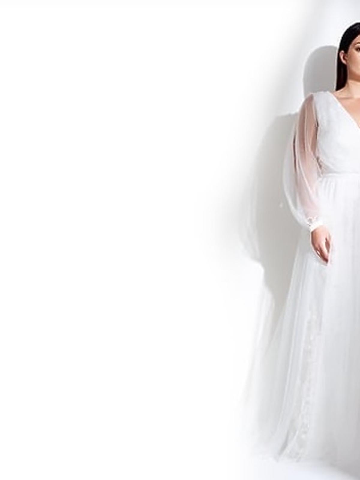 Suknia Ślubna projekt Izabela Janachowska