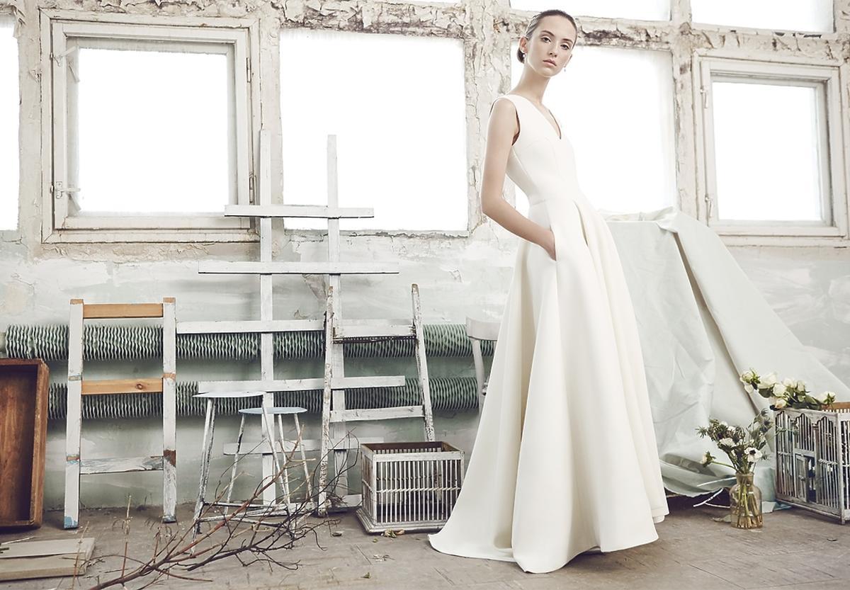 Suknia ślubna Rosetta od Bizuu