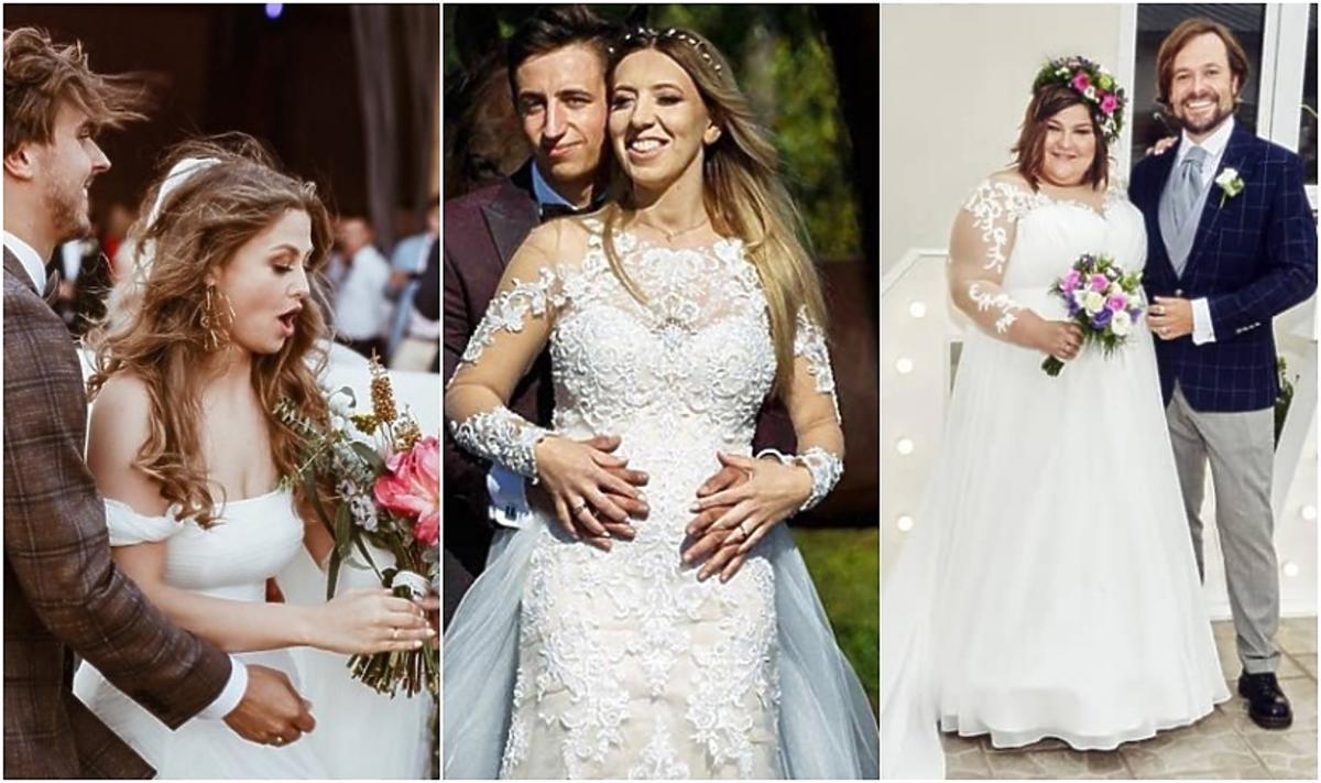 suknie ślubne 2018