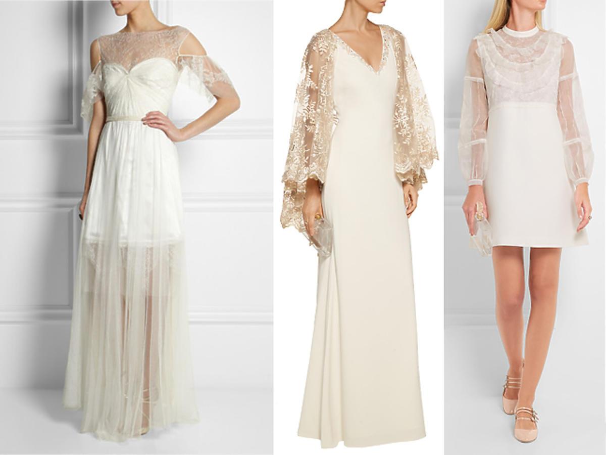 Suknie ślubne od projektantów z wyprzedaży - promocje 2016 2017 - obniżki 50%, 70%