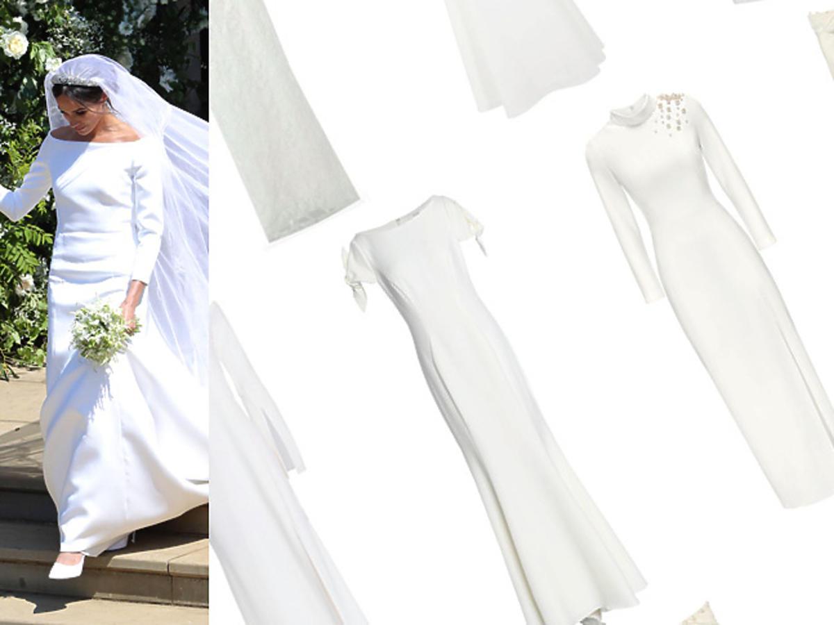 Suknie ślubne w stylu księżnej Sussex