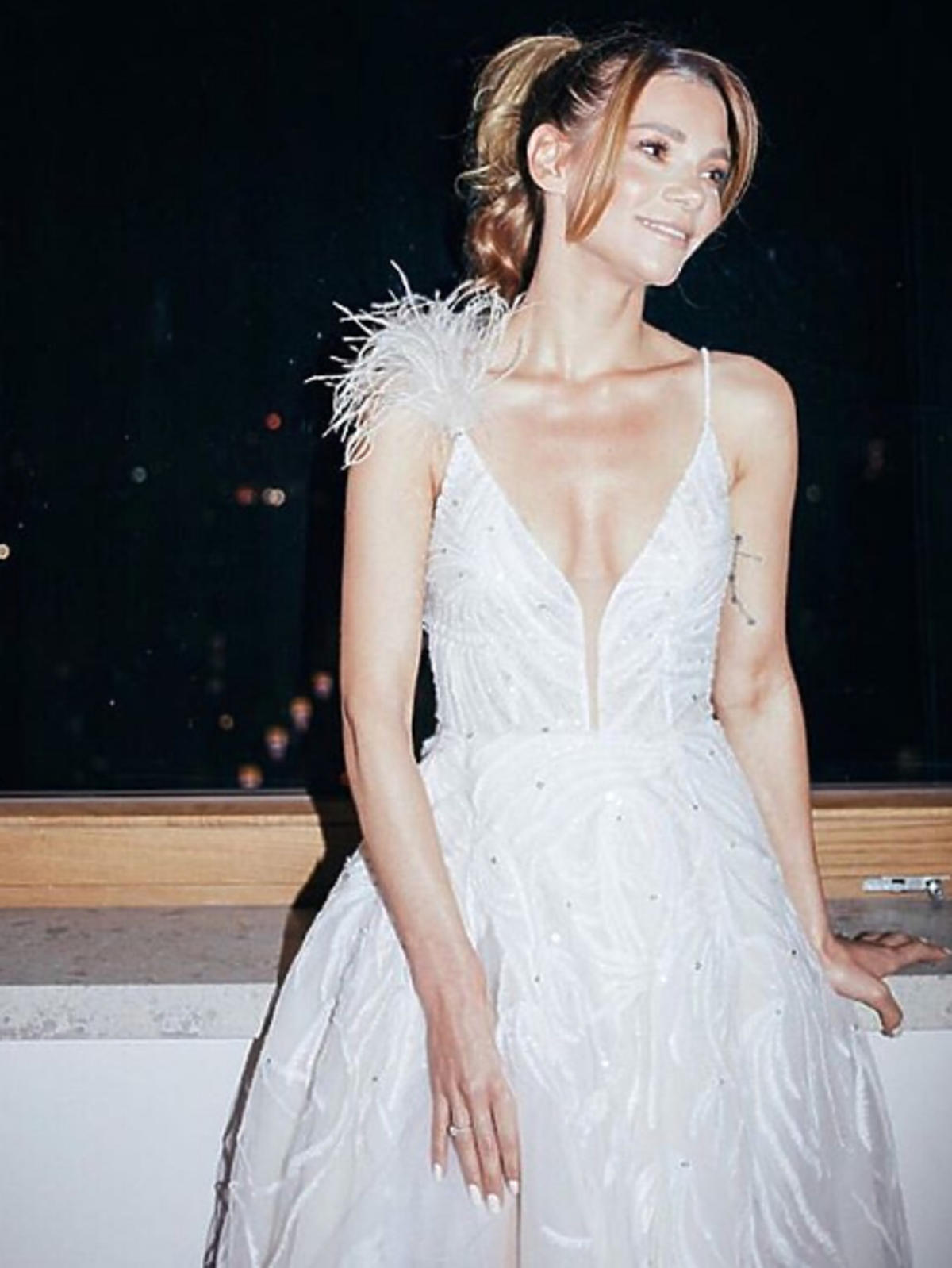 Suknie ślubne w stylu Mai Bohosiewicz