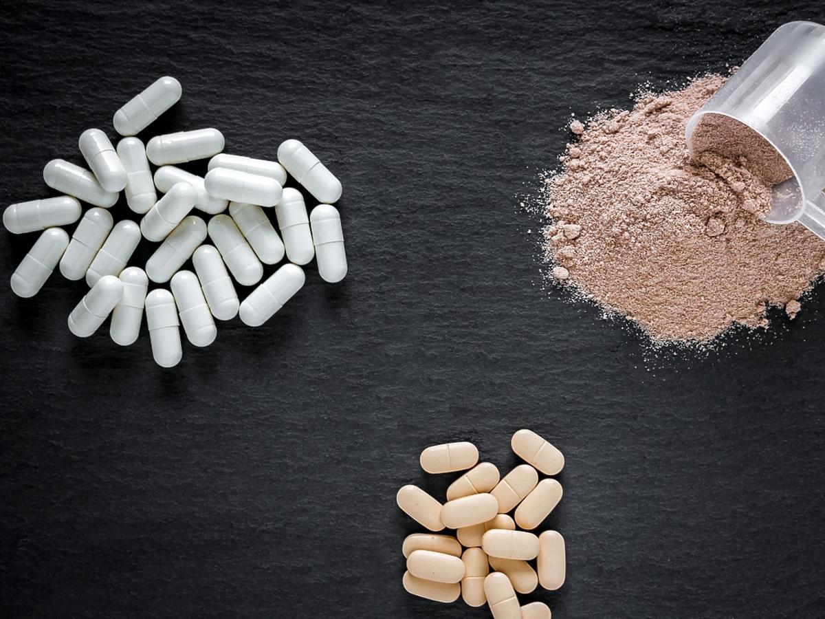 Suplementy w tabletkach