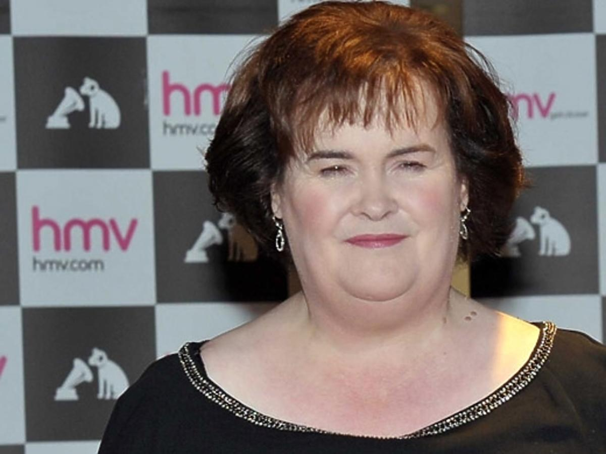 Susan Boyle o swoim majątku