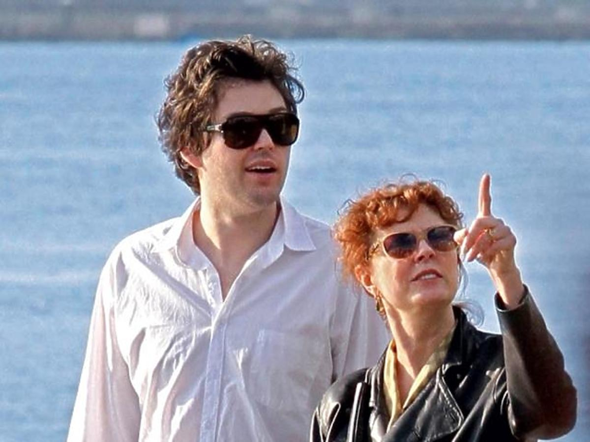 Susan Sarandon i Jonathan Bricklin