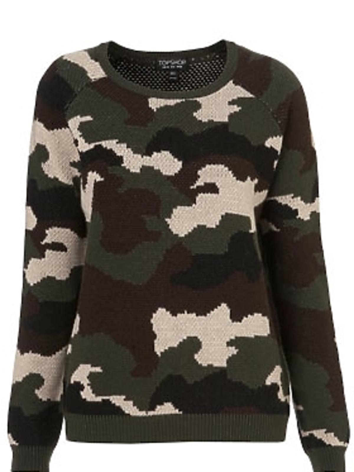 Sweter Topshop