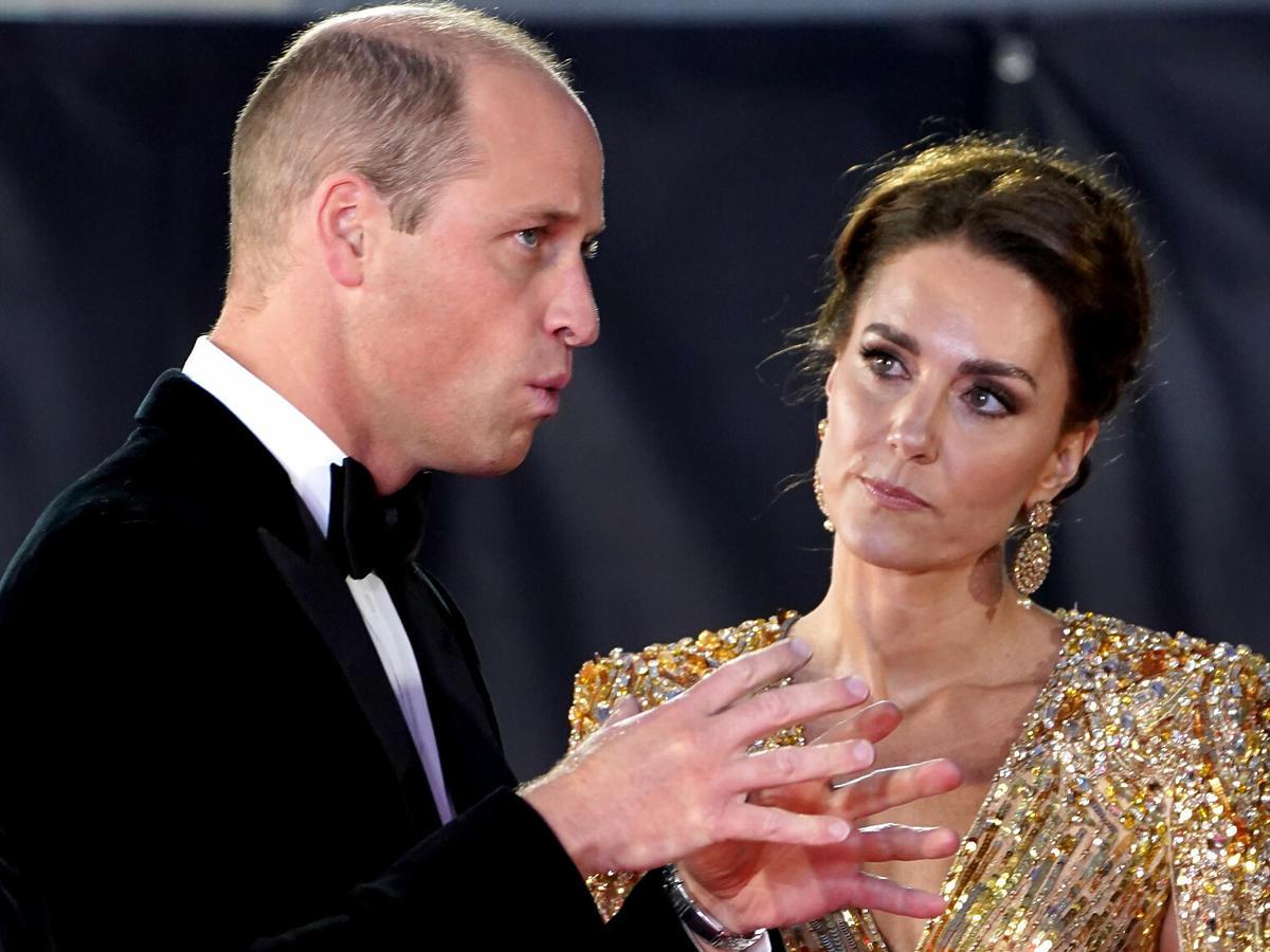 Świat analizuje gesty Kate i Williama