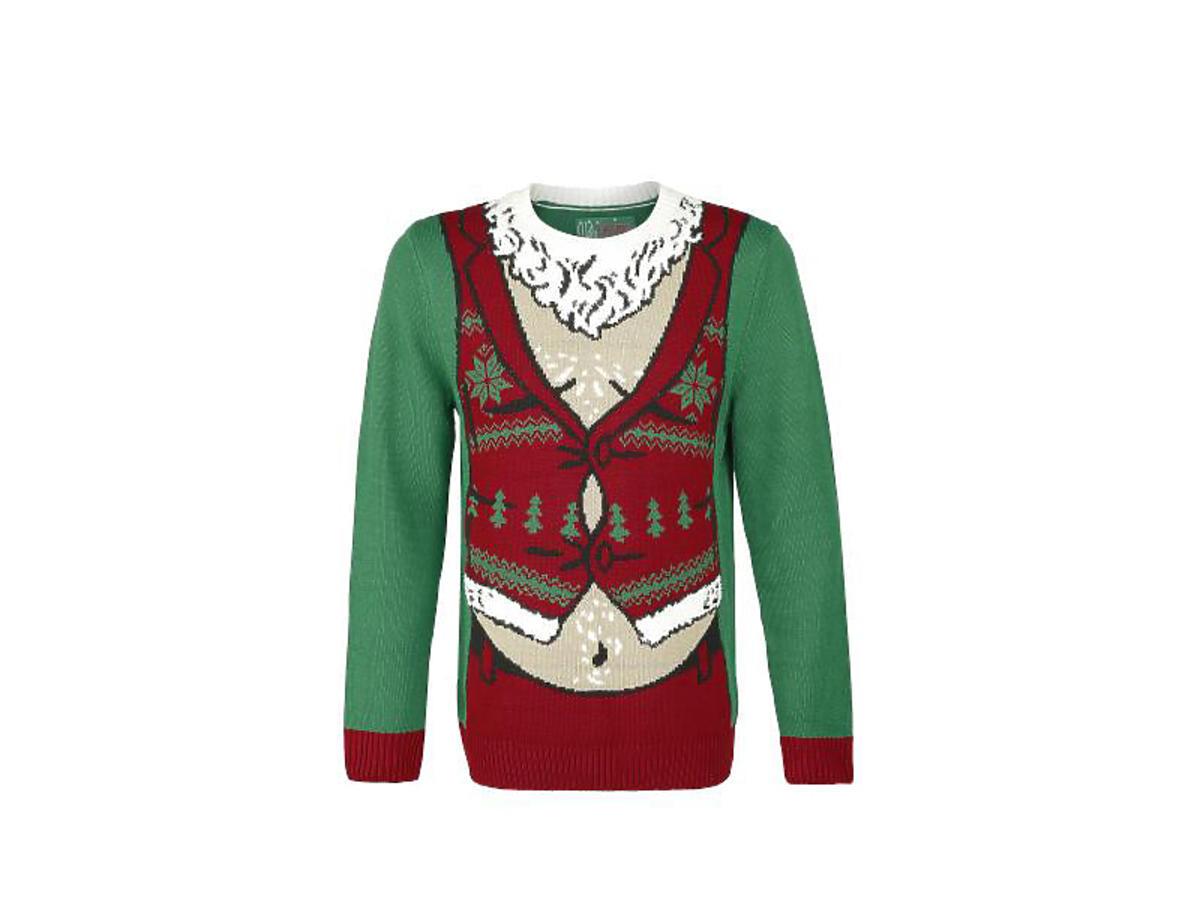 Świąteczny sweter Fat Santa, Emp-shop.pl