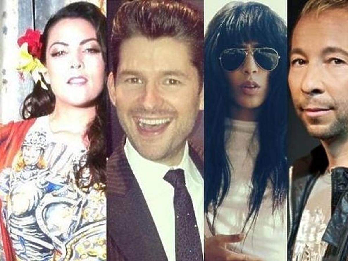 Światowe gwiazdy na festiwalu Top of the Top 2013 w Sopocie