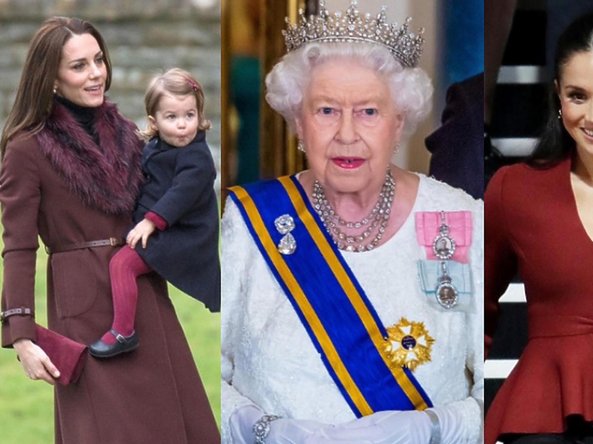 Święta w rodzinie królewskiej