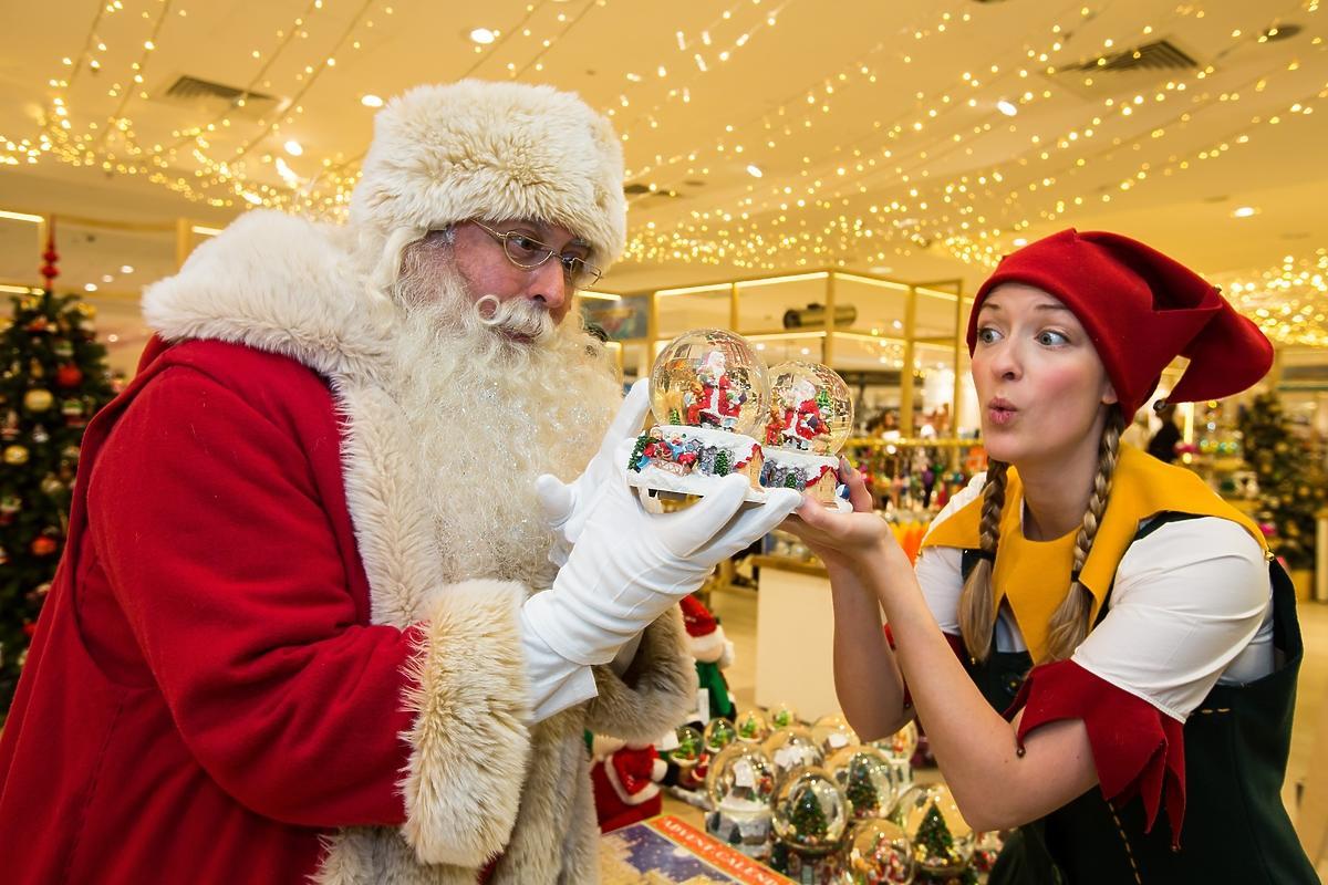 Święta, zakupy świąteczne