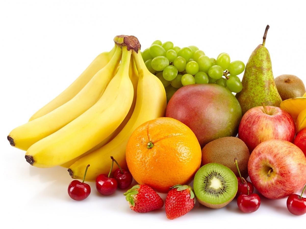 Świeże owoce