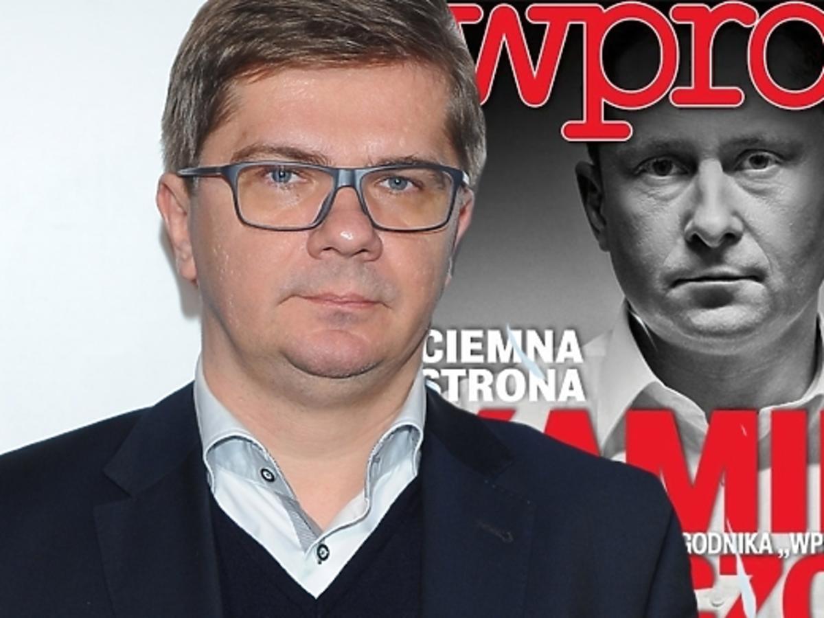 """Sylwester Latkowski nie jest już redaktorem naczelnym """"Wprost"""""""