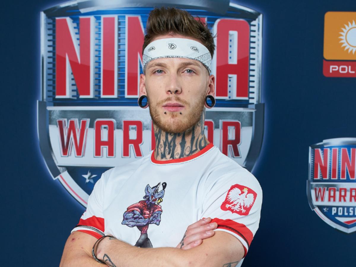 Sylwester Wilk Ninja Warrior
