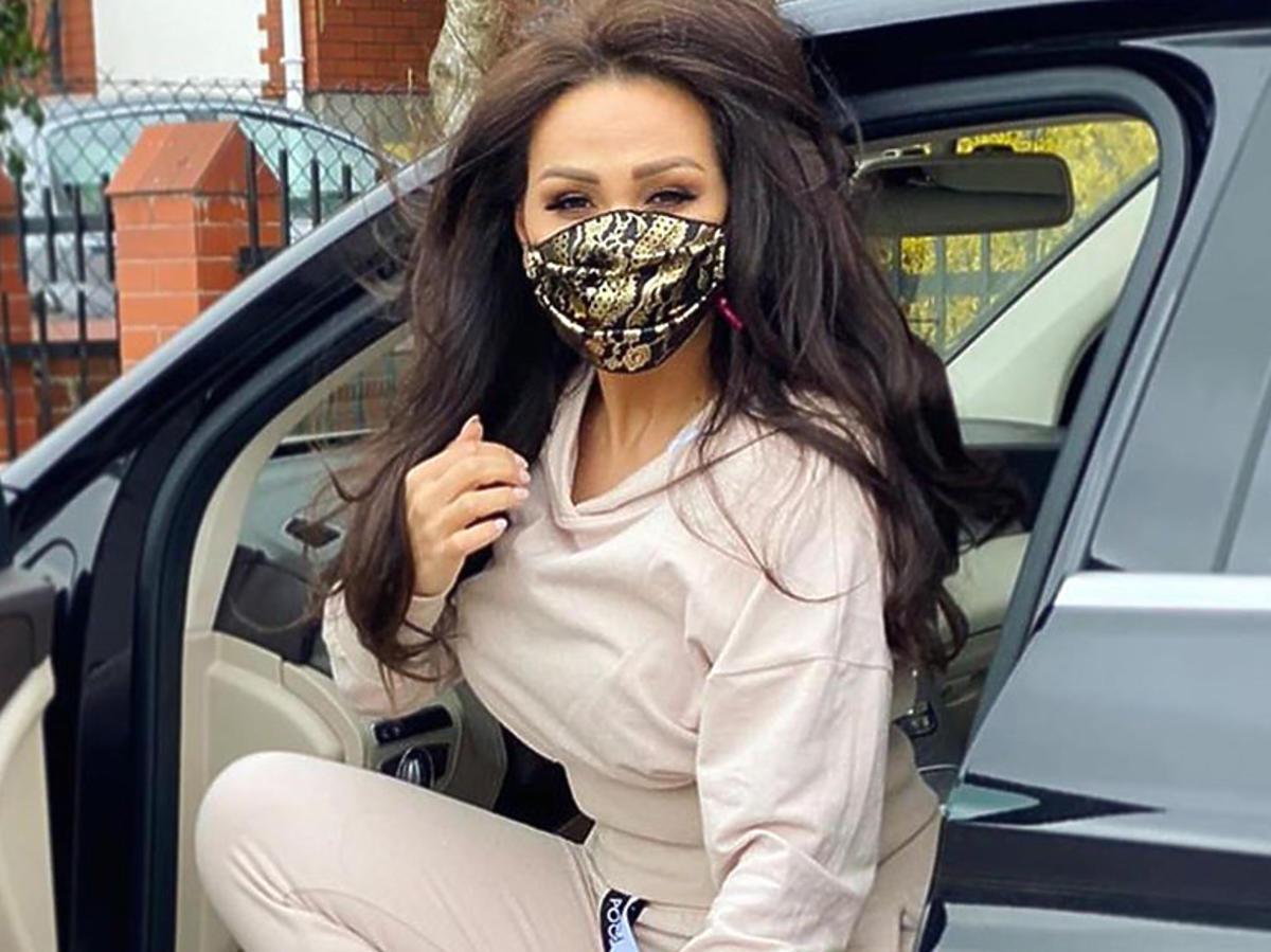 Sylwia Bomba w modnym dresie na wiosnę 2020