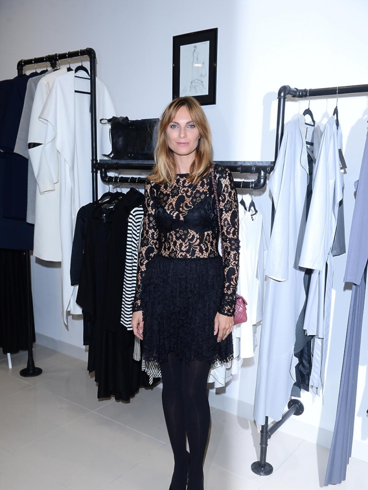 Sylwia Gliwa na otwarciu centrum MODO Domy Mody