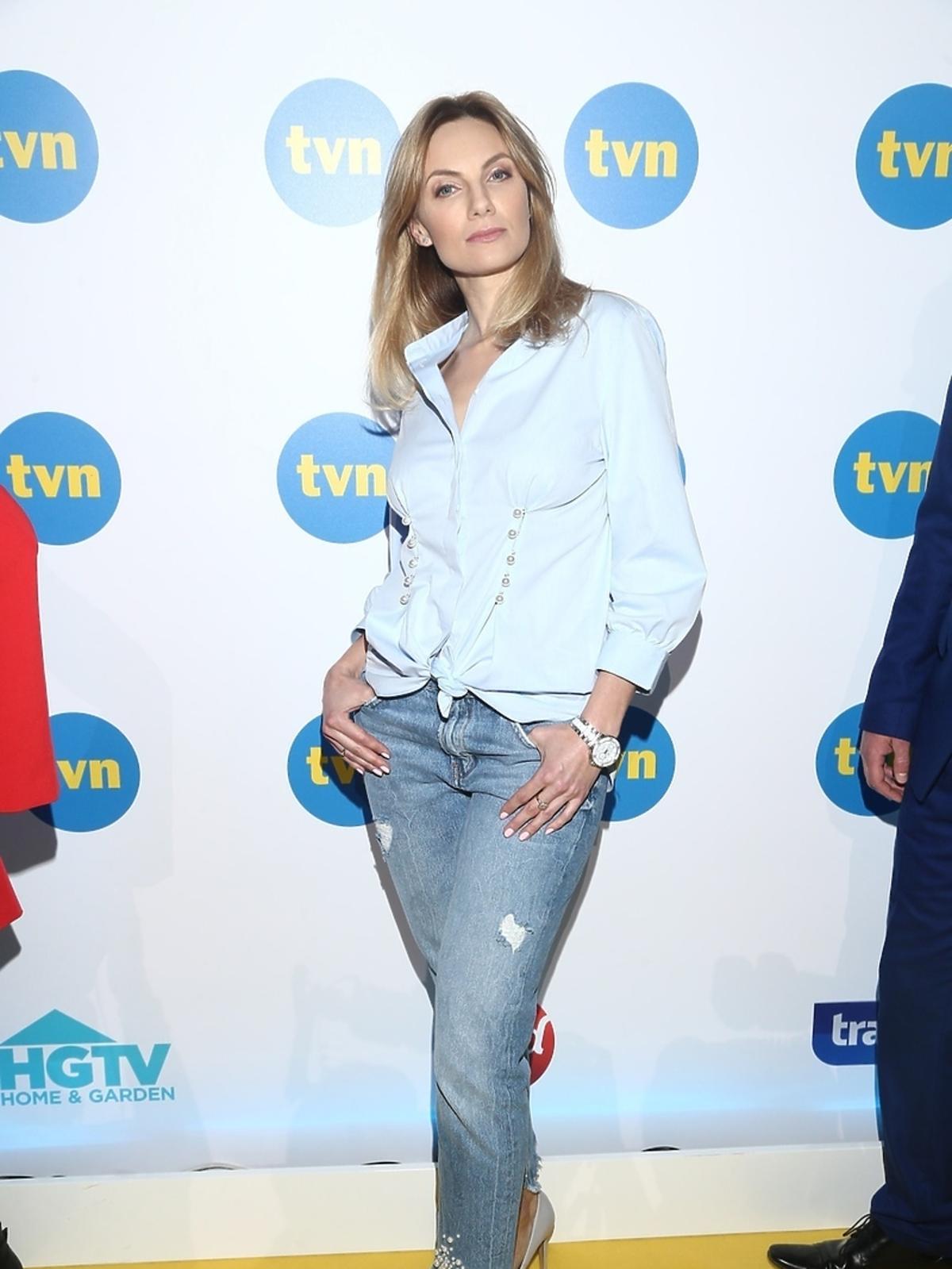 Sylwia Gliwa na ramówce TVN