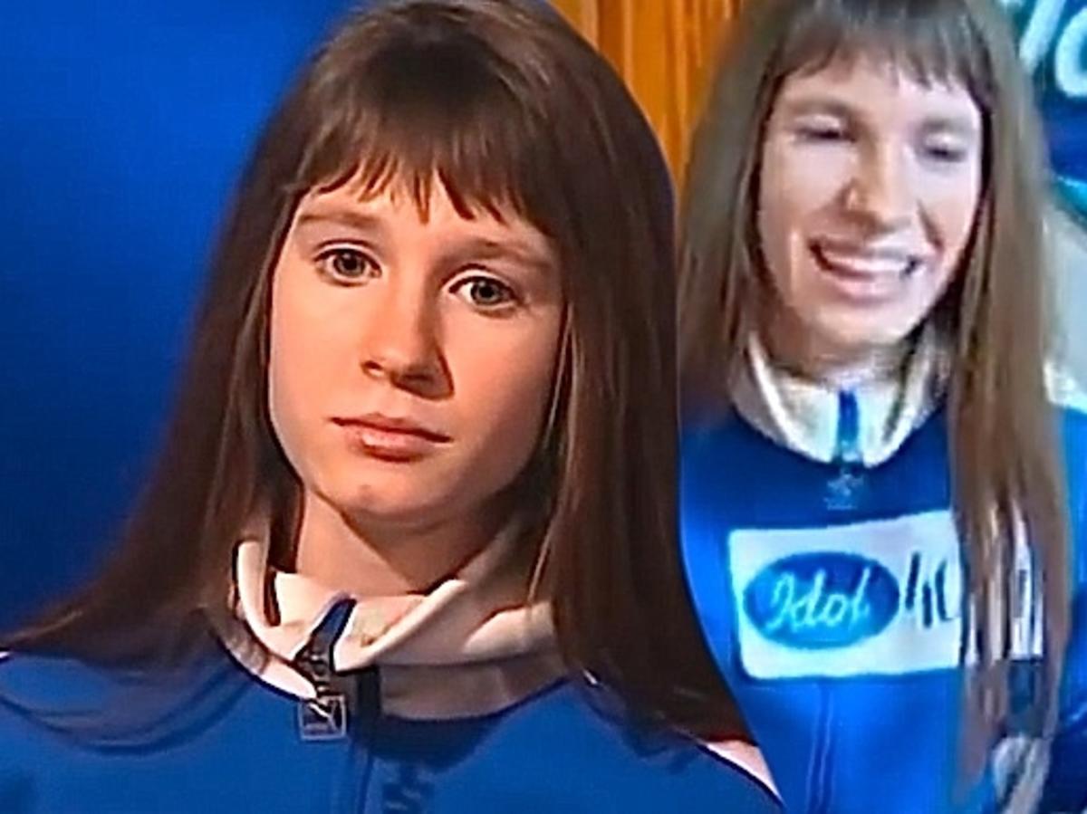 Sylwia Grzeszczak w Idolu