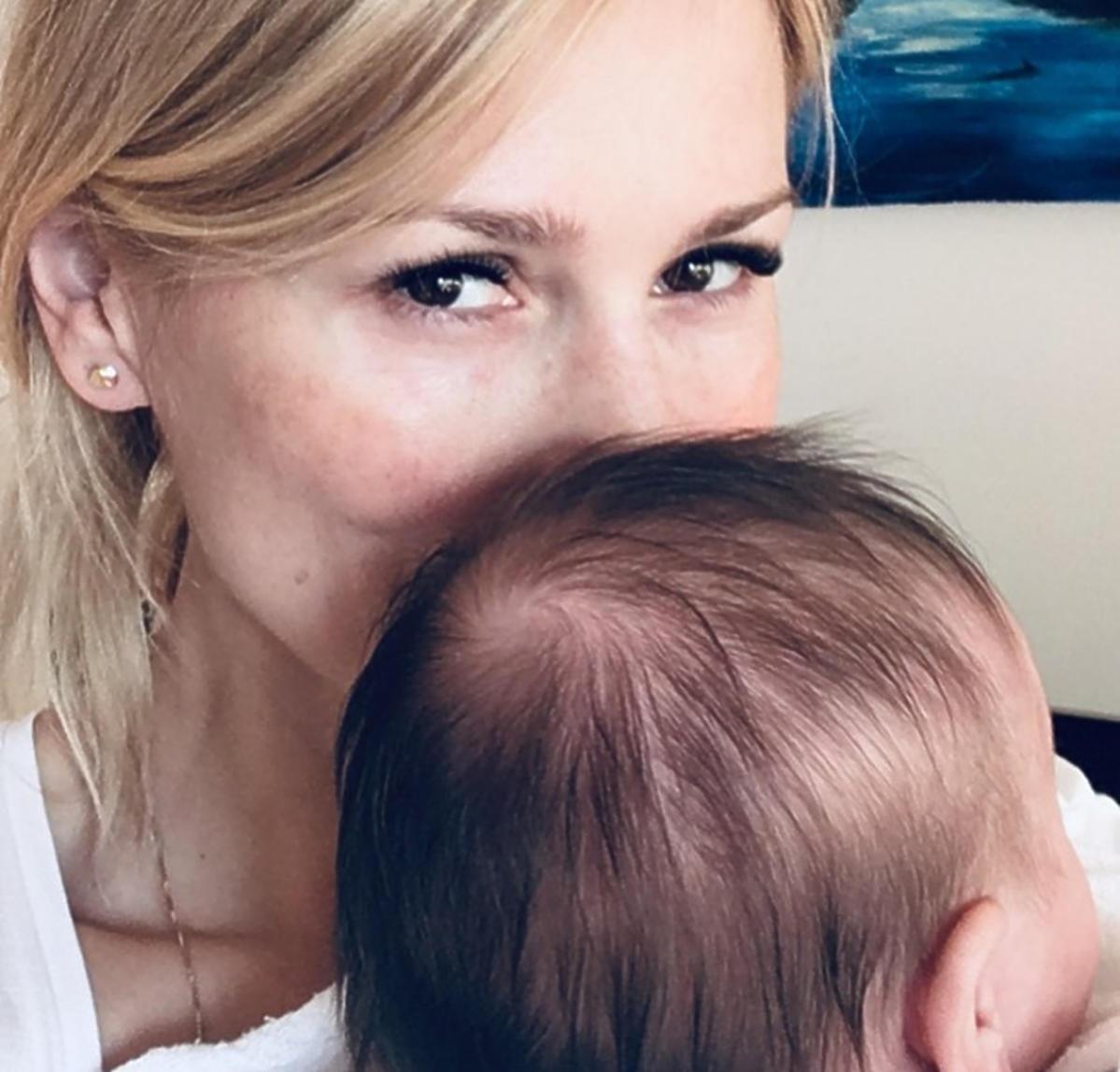 Sylwia Juszczak pokazała na Instagramie zdjęcie swojej córeczki