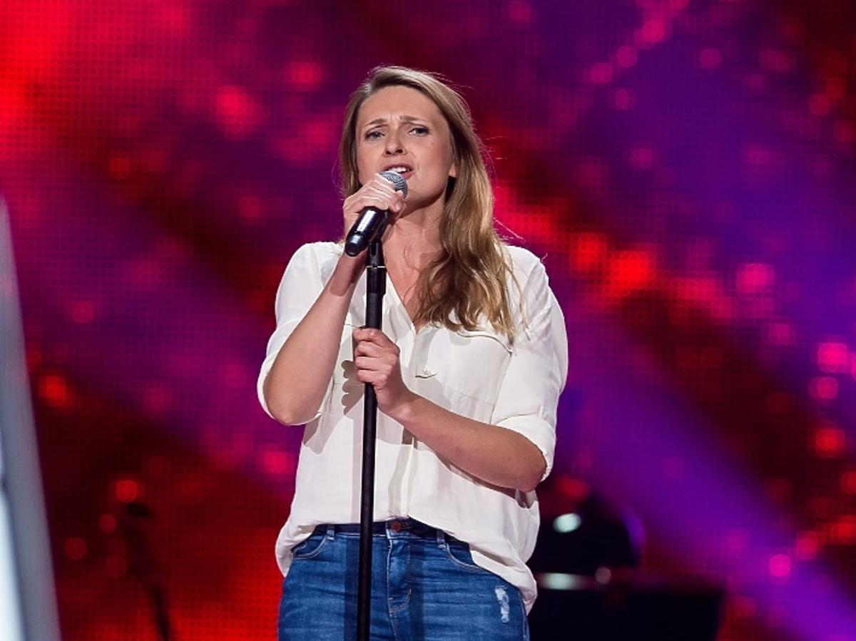Sylwia Kwasiborska w The Voice of Poland
