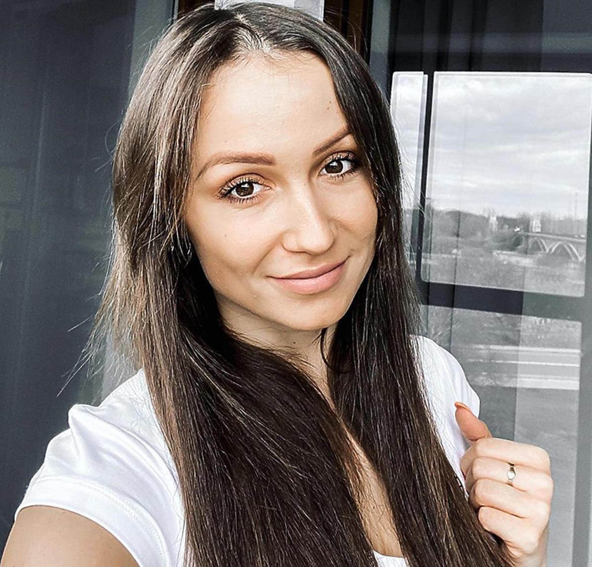 Sylwia Madeńska z