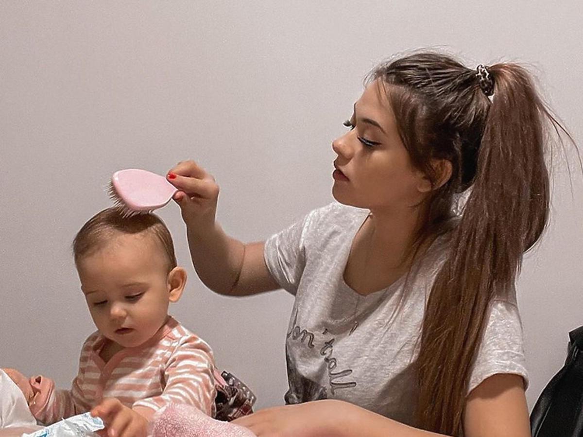 Sylwia Przybysz o trudnym porodzie i chorobie córki