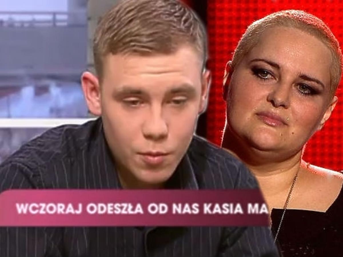 Syn Kasi Markiewicz o śmierci swojej matki