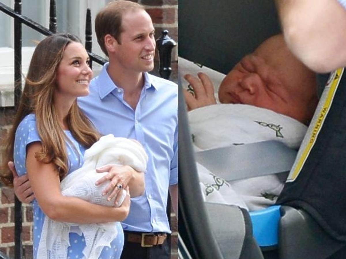 Syn księżnej Kate jest miliarderem