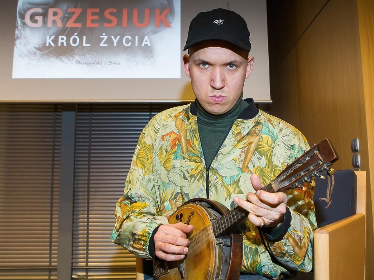Syn Wojciecha Młynarskiego - kim jest?