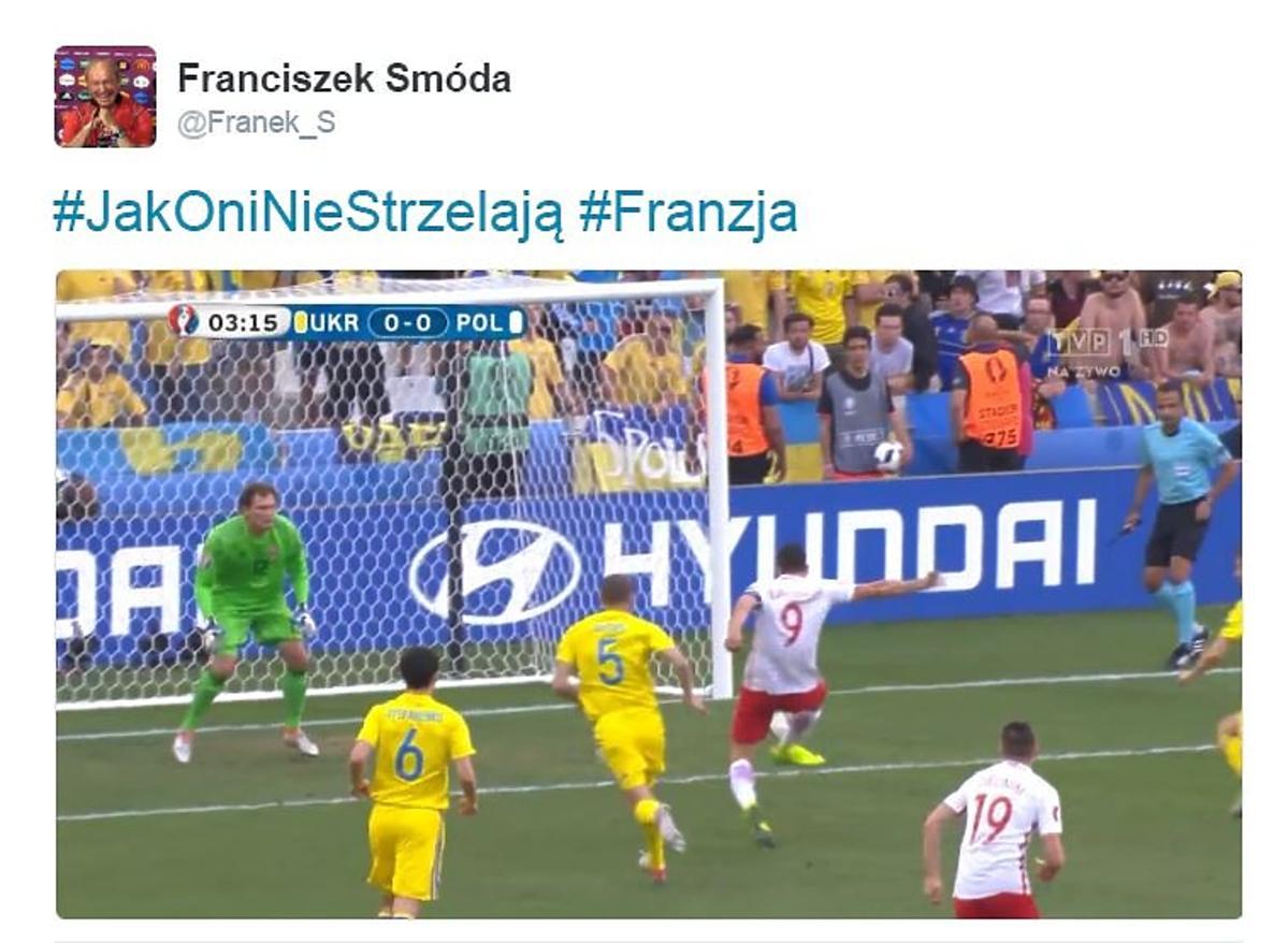 Sytuacja Lewego relacja na żywo Polska - Ukraina