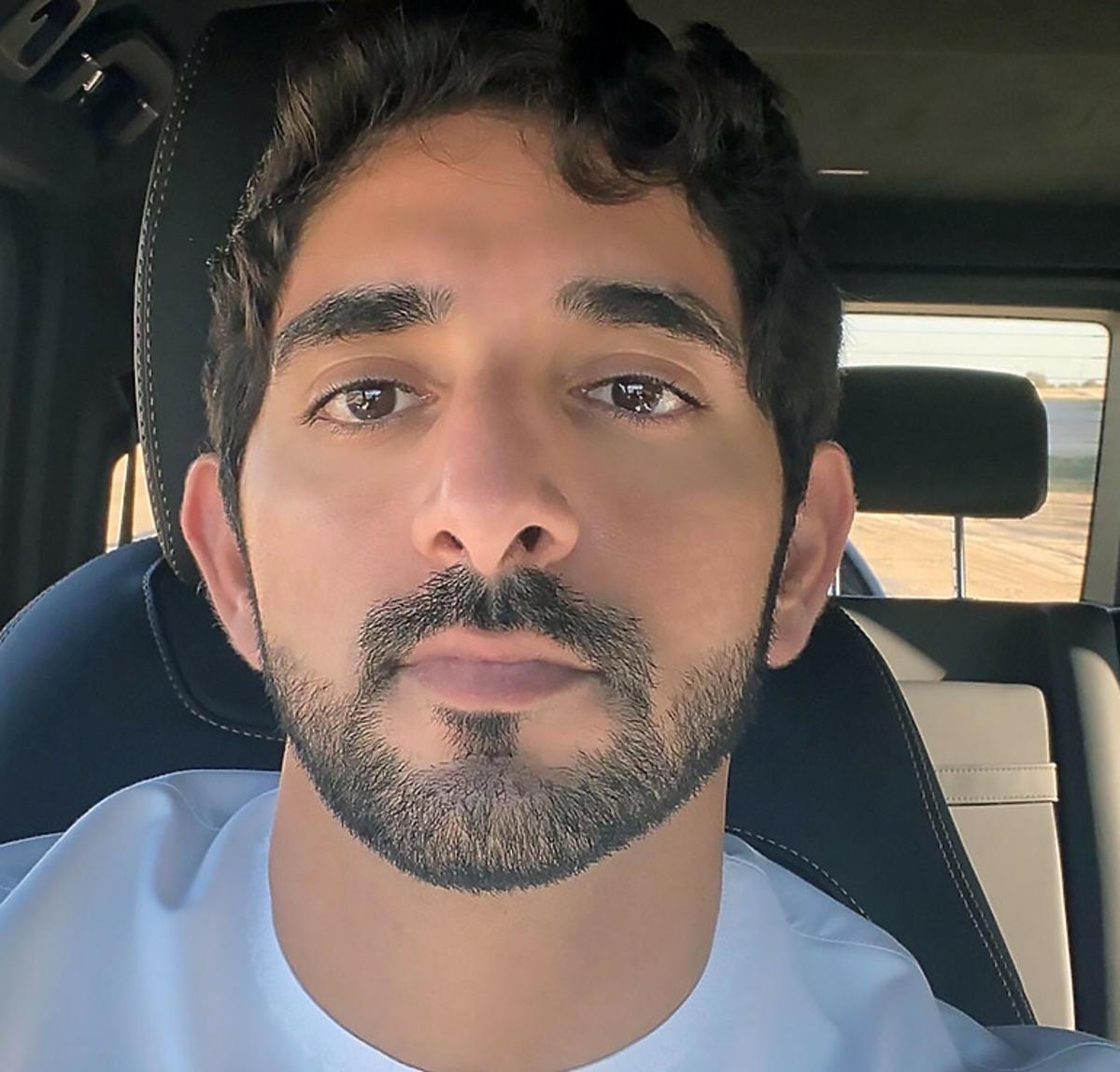 Szejk Hamdan z Dubaju