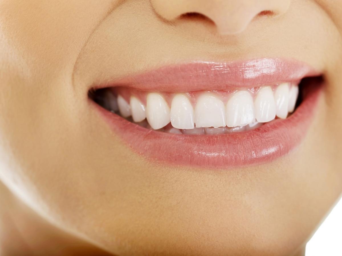 Szeroki uśmiech
