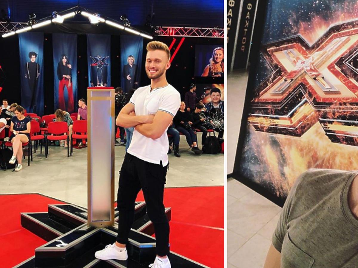 Szymon Grzybacz, Polak w ukraińskim X Factor