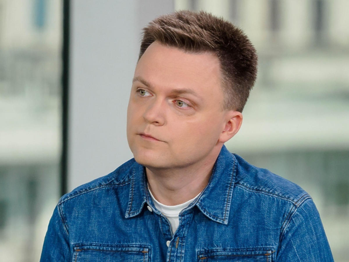 Szymon Hołownia w Dzień Dobry TVN