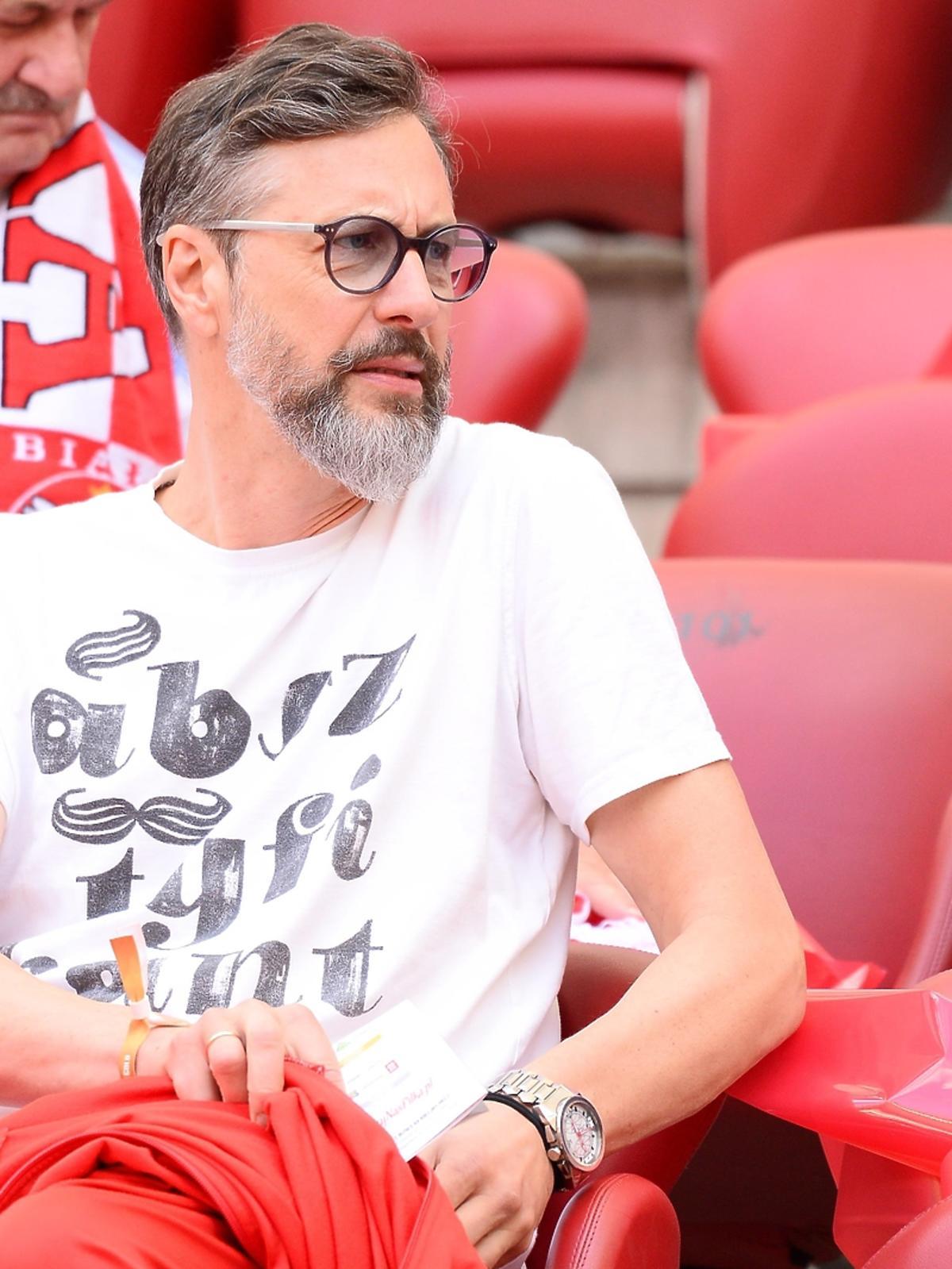Szymon Majewski, mecz Polska-Litwa