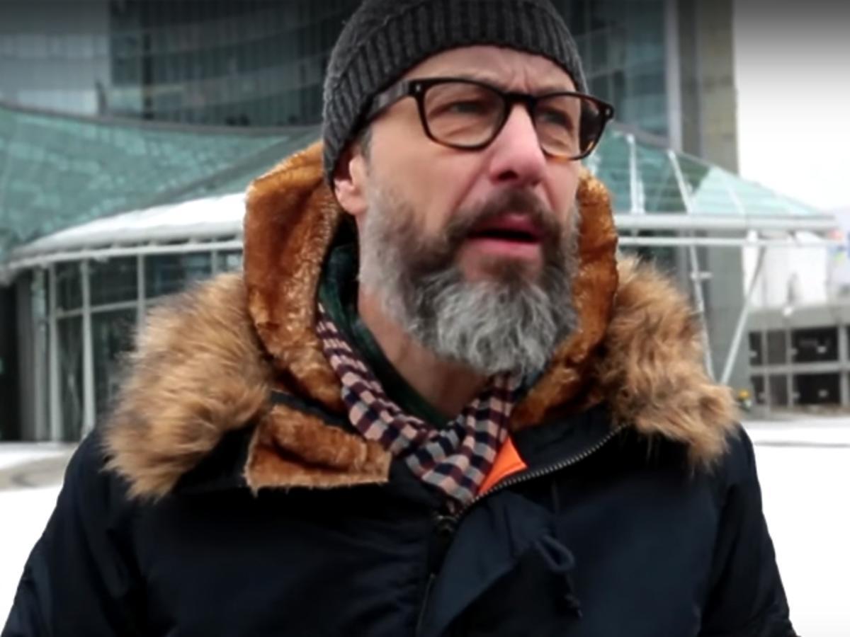 Szymon Majewski w TVP!