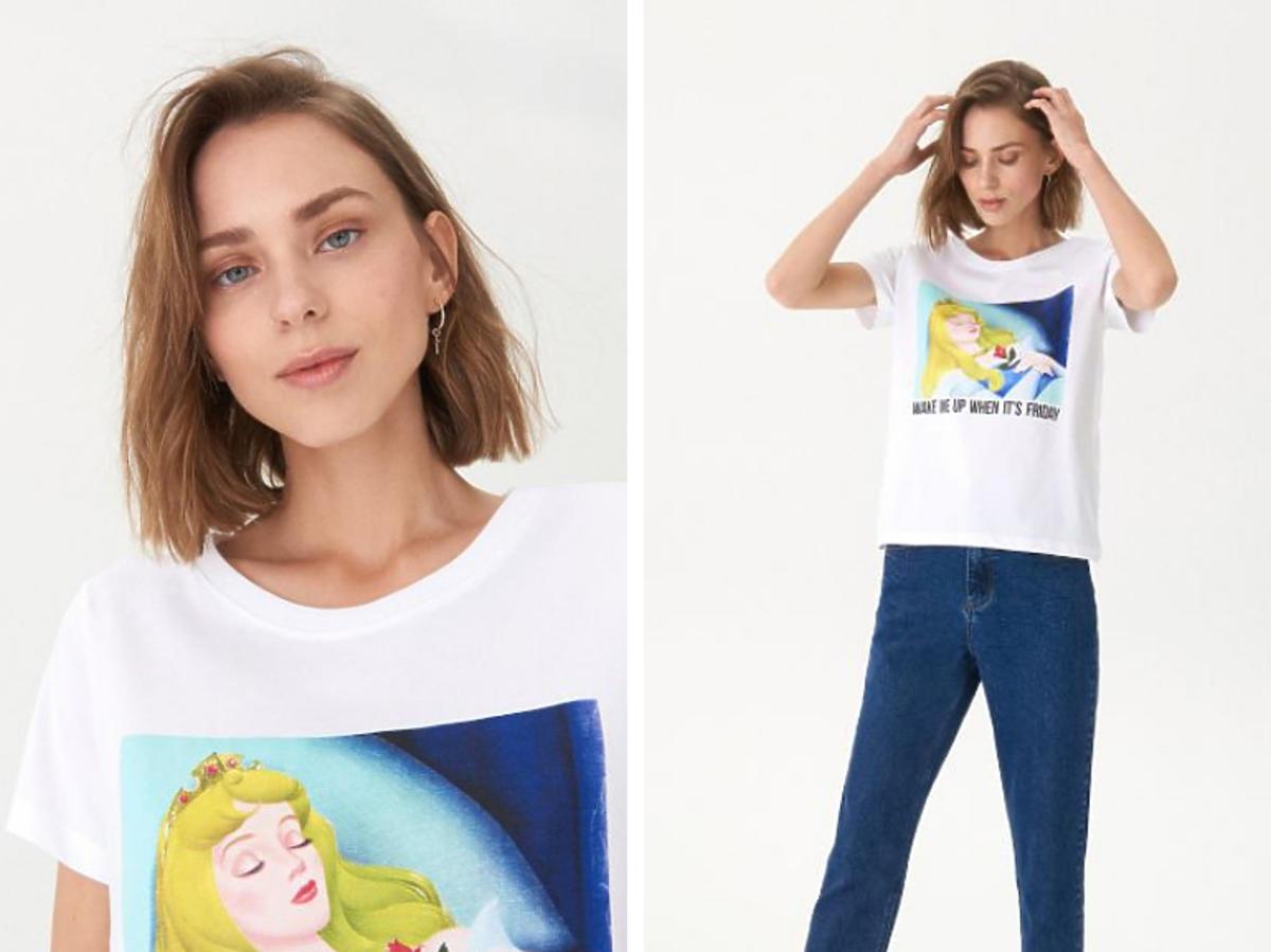 T-shirt Disney House