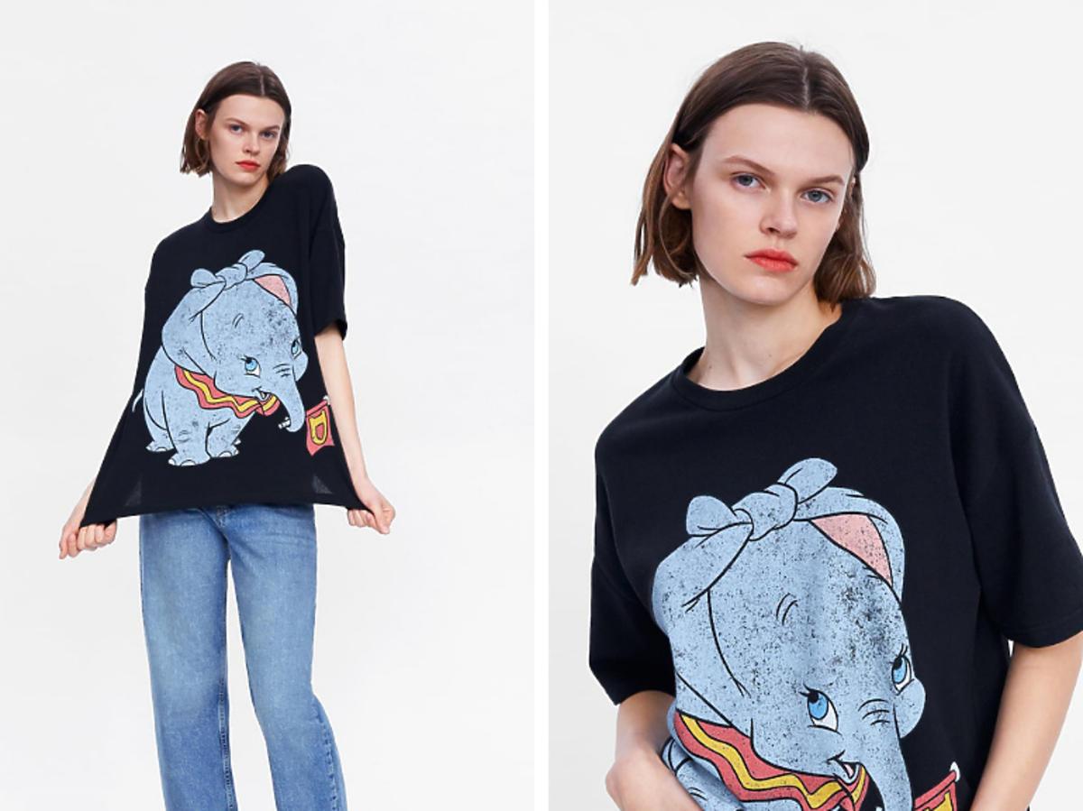 T-shirt Zara Dumbo