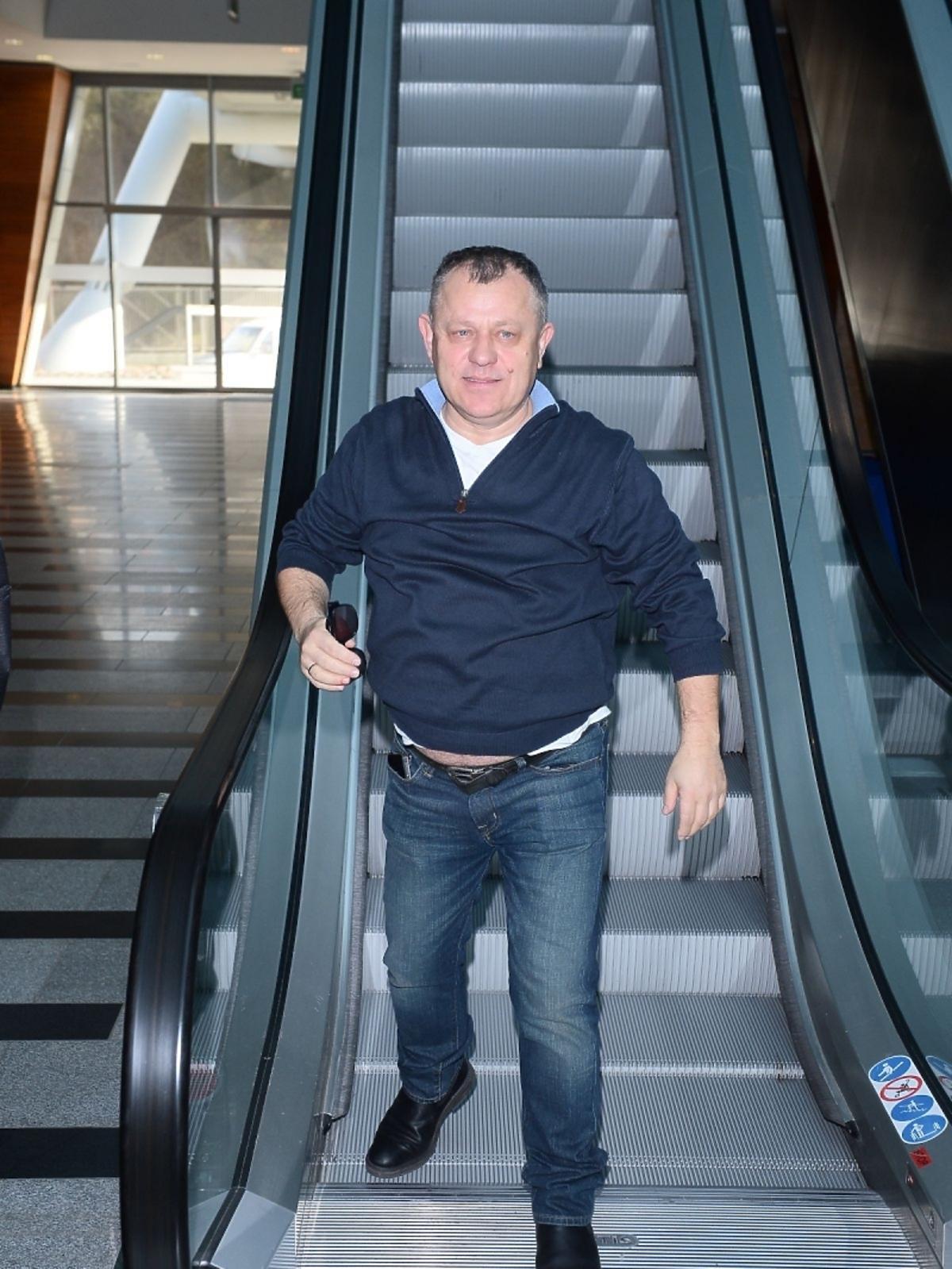 Tadeusz Chudecki na konferencji