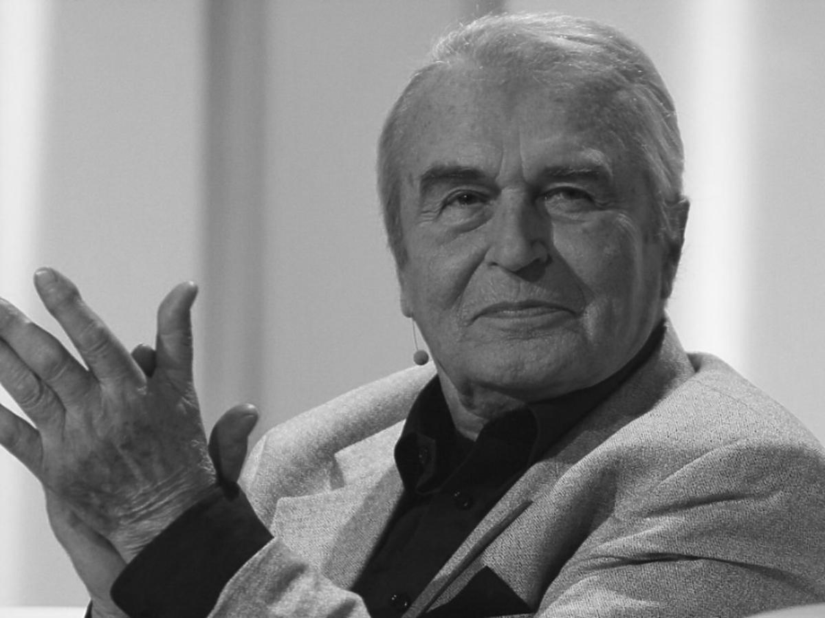 Tadeusz Pluciński nie żyje