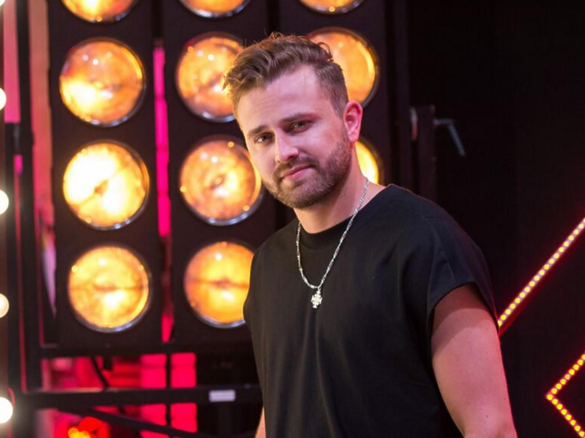 """Tadeusz Seibert w programie """"The Voice of Poland"""""""