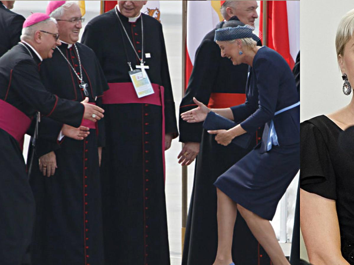 """Tajemnica zdjęcia Agaty Dudy wylicytowanego na WOŚP: """"Chciałem przeprosić, panią Prezydentową, hierarchów"""""""