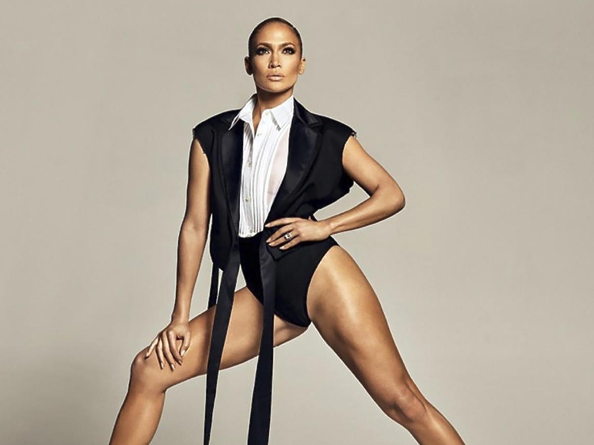 Tak naprawdę wygląda Jennifer Lopez! Photoshop kontra rzeczywistość