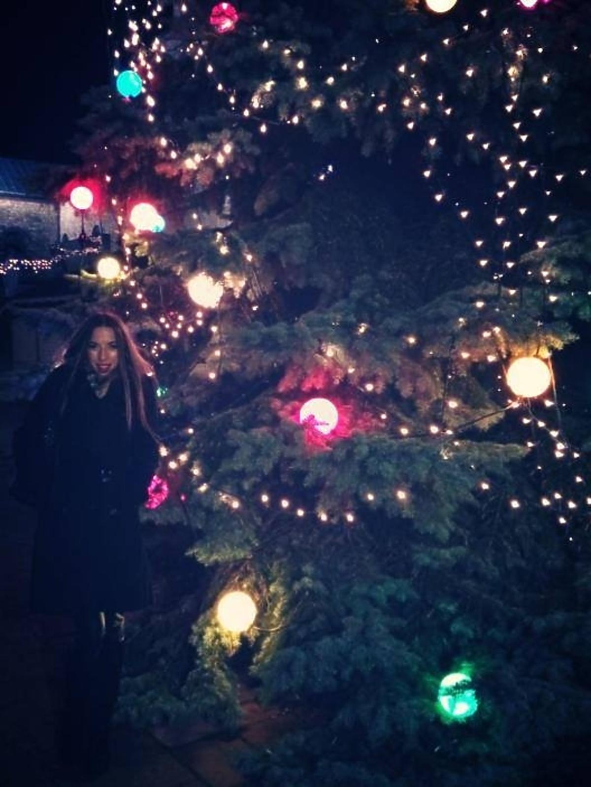Tak święta Bożego Narodzenia spędza Ewa Chodakowska