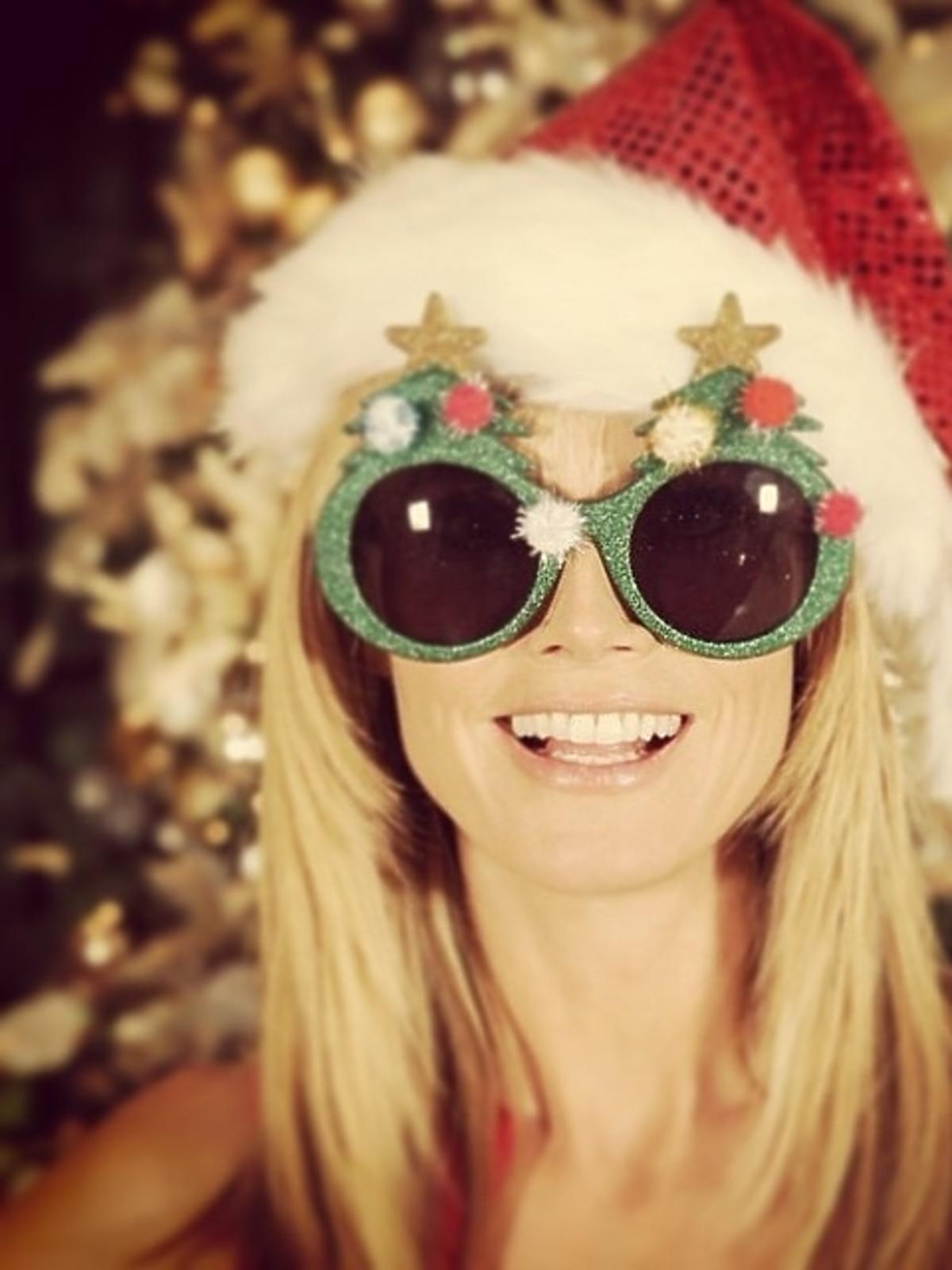 Tak święta Bożego Narodzenia spędza Heidi Klum