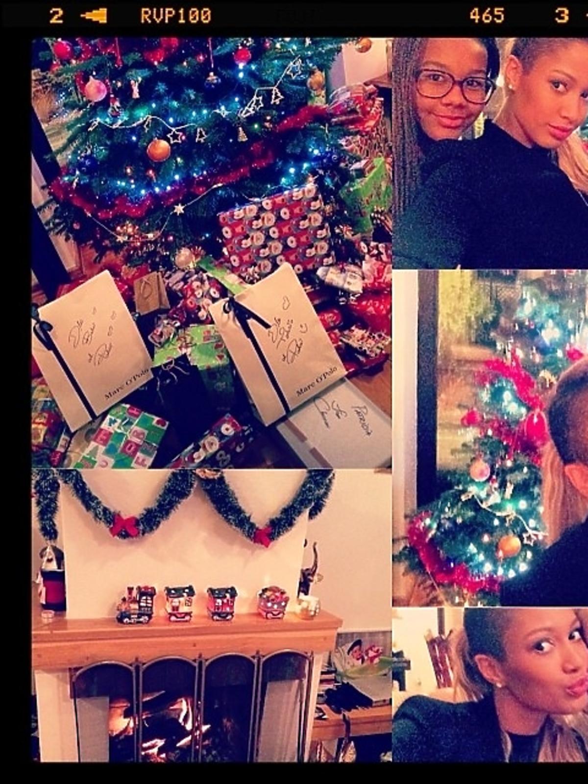 Tak święta Bożego Narodzenia spędza Patricia Kazadi