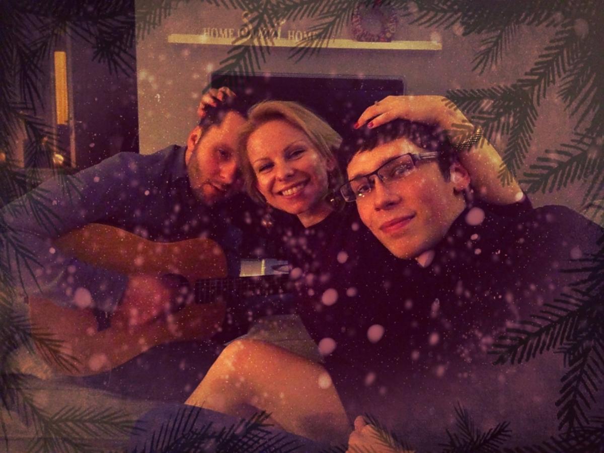 Tak święta Bożego Narodzenia spędzają Alicja Janosz z mężem