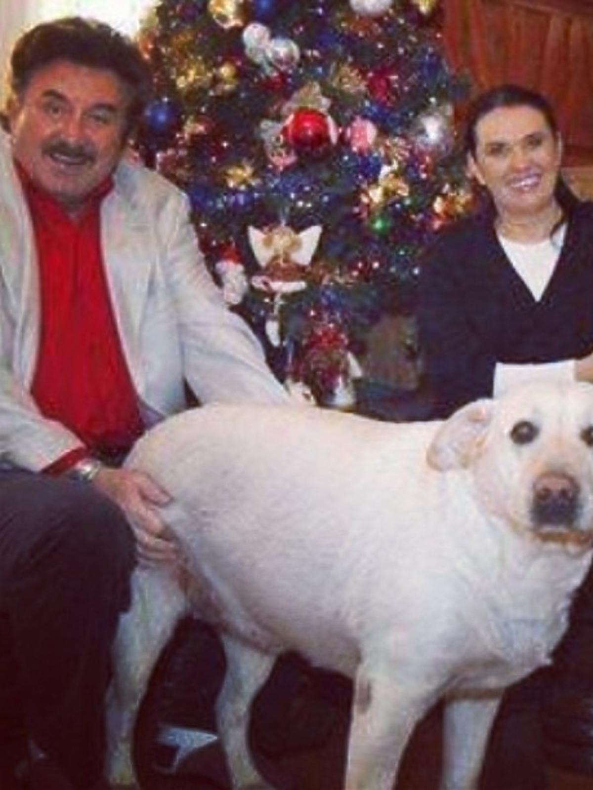Tak święta Bożego Narodzenia spędzają Krzysztof Krawczyk z żoną