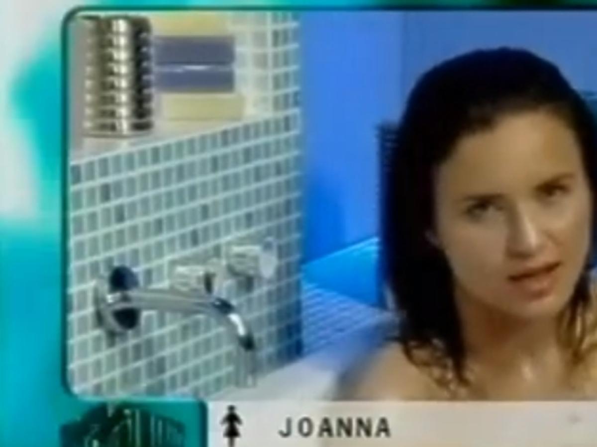 Tak zaczynała Joanna Horodyńska