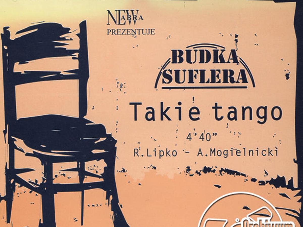 Takie tango - Budka Suflera